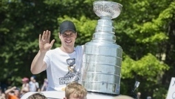 'He's just amazing': Fans relish in opportunity to catch glimpse of Crosby, Stanley Cup | Nova Scotia is Awesome! | Scoop.it