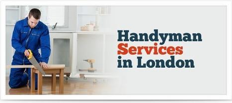 Hire Expert Handyman London | London Handyman Services | Home Improvement | Scoop.it