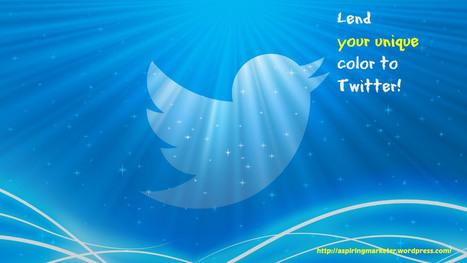 Personal Branding:  A La Twitter | Identité de marque | Scoop.it