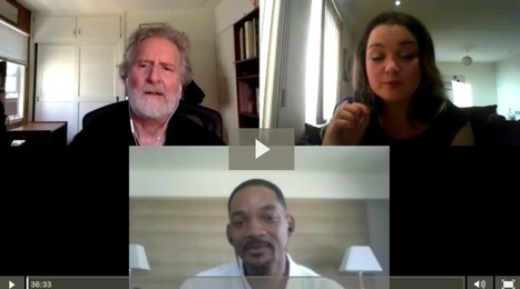 Will Smith talks Story with Michael Hauge, and Laura Leigh Clarke – Eric Edson   Business and Marketing   Scoop.it