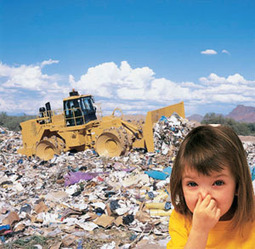 Smelly landfill keeps residents from entertaining, opening windows | Landfill pollution | Scoop.it