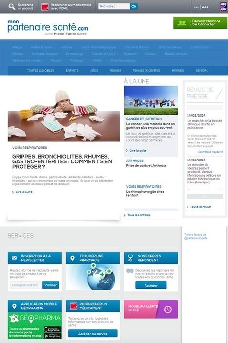 Pierre Fabre lance de nouveaux services digitaux pour la santé de la famille | Silicon Pharma | Scoop.it