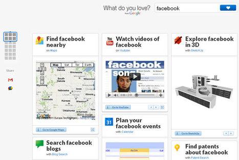 Google lance un nouveau moteur de recherche ! | Actualités Web et Réseaux Sociaux | Scoop.it