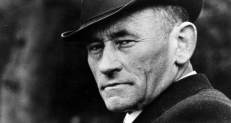Like a Woody Guthrie to the Dylans who came after him: Selected Poems of Seán Ó Ríordáin | The Irish Literary Times | Scoop.it