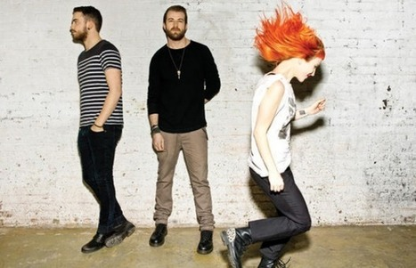 "Paramore cover the Cure's ""In Between Days"" - Alternative Press 