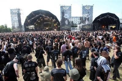 Jeudi l'Absurde Séance de Nantes donne carte blanche au Hellfest, on...   Metalorgie   Hellfest   Scoop.it