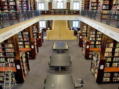 Top 10 Reasons Why Libraries are still Important? | Libraries in Demand | Scoop.it