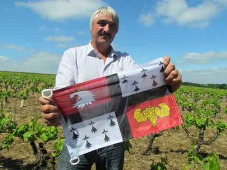 Le Vignoble nantais a son drapeau | Le vin quotidien | Scoop.it