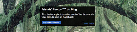 Search Facebook Friends' Photos On Bing - Search Engine Land | SearchTools | Scoop.it