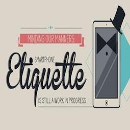 The Evolution of Mobile Etiquette | Social Media Today | COMMUNITY MANAGEMENT - CM2 | Scoop.it