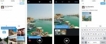 Twitter investit dans le marketing mobile et la vidéo sur mobile - Emarketing | mobile marketing | Scoop.it