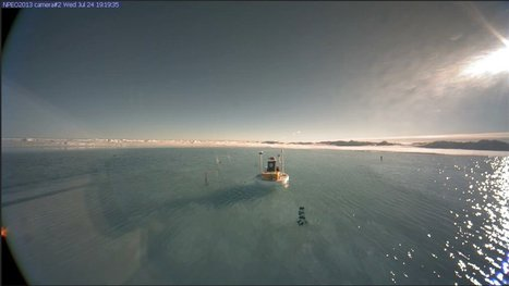 So, The North Pole Is Actually A Lake Right Now | Earth Citizens Perspective | Scoop.it