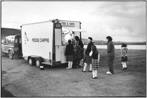 Elliott Erwitt photographs Scotland for The Macallan whisky - Telegraph | Photographie B&W | Scoop.it