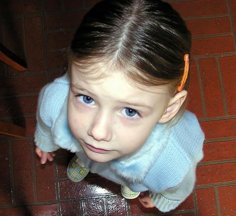 Big Blue Eyes | foster kids | Scoop.it