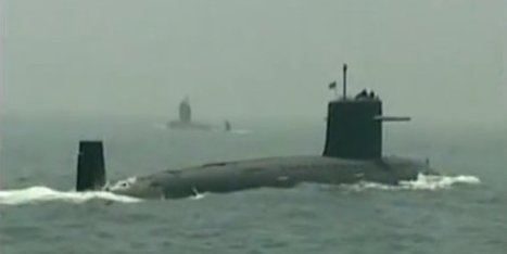 WATCH: China Reveals Mysterious Fleet Of Nuclear Subs | China & Japan Jessica Hun. | Scoop.it