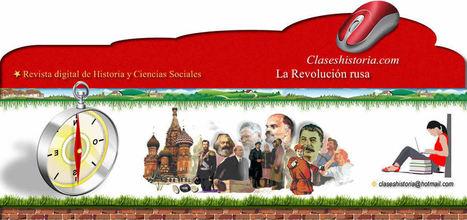 La revolución rusa | Sociales Tema 8  Diego Patricio Caamaño 4ºB | Scoop.it