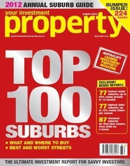 Where to get best capital growth, rents - Your Investment Property Magazine | Buy investment property | Scoop.it