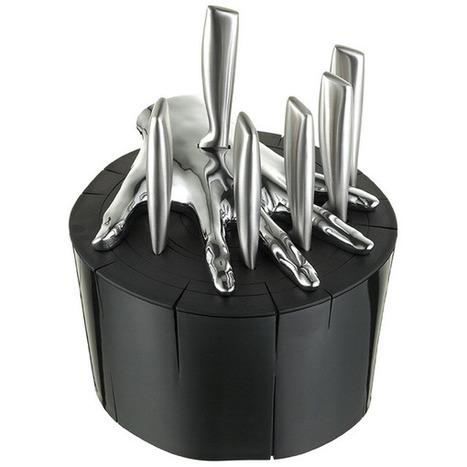 Five Finger Fillet Steak Knife Set | Home Stuff | Scoop.it