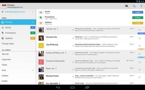 Gmail for Android Updated with Automatic Image Loading and More | Technology-and-Gaming | Scoop.it
