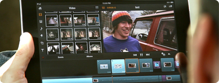 Pinnacle Systems - Studio for iPad - Free App for Video Editing | VideoPro | Scoop.it