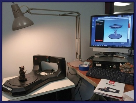 FEATURE - Makerbot Replicator 2: 3D Printing Tips From an Early Adopter   VirtualLibrarySchool   Scoop.it
