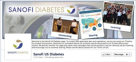 Sanofi, diabetes and social media | Digital Pharma | Scoop.it