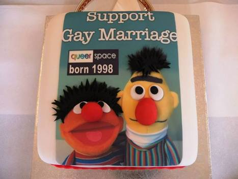 Northern Ireland Christian Baker Denies Gay Marriage Cake Order - The Gay UK | Gay Marriage | Scoop.it