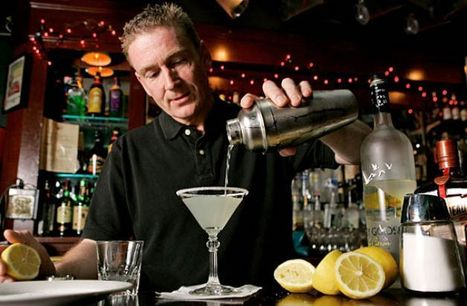 Bartending- Explore the New Job Opportunities in the Glittering World of Hospitality Industry | Business Services | Scoop.it