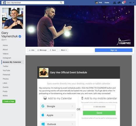 26 Great Facebook Landing Page Examples #facebookmarketing #socialmediamarketing | MarketingHits | Scoop.it