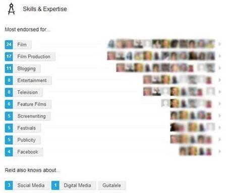 Social Media for Filmmakers & Artists   LinkedIn Endorsements Are Total Bullsh*t. Why Do We Give Them?   Social Media   Scoop.it