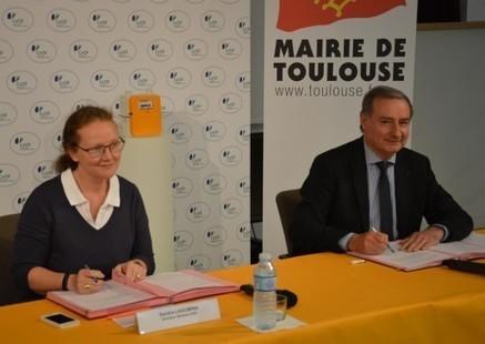 Toulouse première grande ville à accompagner le déploiement du compteur communicant Gazpar - Energie | Smart Grid Press Review | Scoop.it