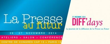 Salon de la Presse au Futur, téléchargez le programme des 2 jours sur votre mobile ! | ELECTRIC NEWS | Digital Publishing for Electric Brain | ELECTRIC news | Scoop.it