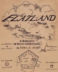 The SciFri Book Club Visits 'Flatland' : NPR | Pop Culture in Education | Scoop.it