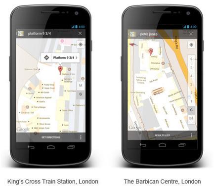 Google Maps Indoor est désormais disponible au Royaume-Uni | Balades, randonnées, activités de pleine nature | Scoop.it