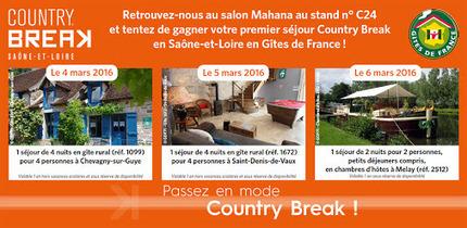 Du 4 au 6 mars 2016, rejoignez-nous au Salon Mahana à Lyon au stand n° C24.…   Destination Saône-et-Loire   Scoop.it