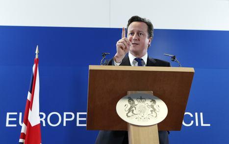 Sommet européen: les Etats de l'UE non membres de la zone euro donnent de la voix | Union Européenne, une construction dans la tourmente | Scoop.it