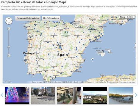 Geoinformación: Creación fotografías esféricas y compartirlas en la Comunidad de Google Maps | #GoogleMaps | Scoop.it