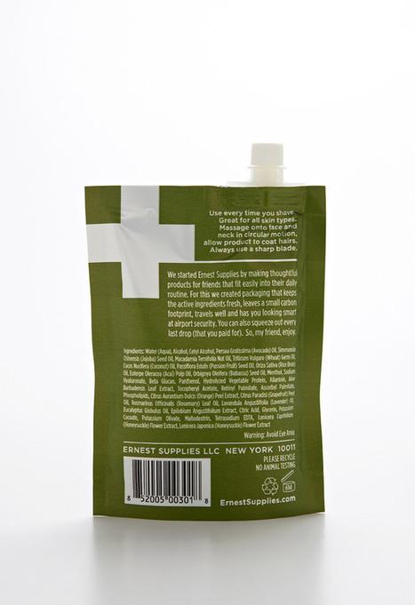 ErnestSupplies - The Dieline - | Eco Branding | Scoop.it