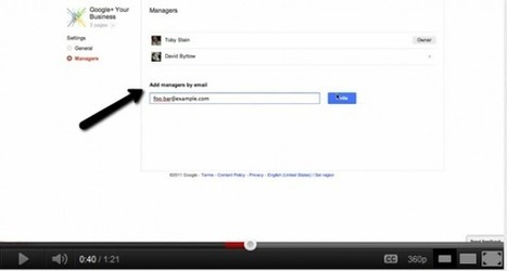 Google+ Pages now open to multiple administrators | Tech News Today | Scoop.it