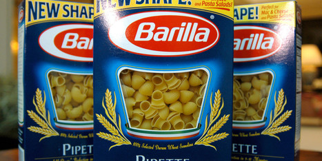 Barilla Pasta Chairman Makes Shocking Anti-Gay Comments | Social Media | Scoop.it