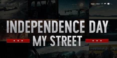 Et si les extraterrestres débarquaient dans votre rue ? | Contenu pour mon Blog | Scoop.it