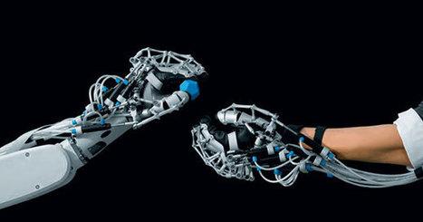 La cobotique : une opportunité pour la France   Robots & Artificial intelligence   Scoop.it