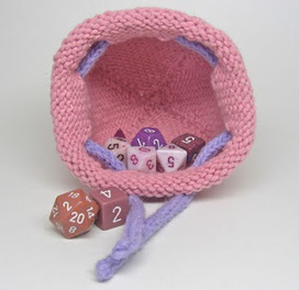 And She Games...: Dungeons & Dragons, Knitting and Cookies... | Geeky News | Scoop.it