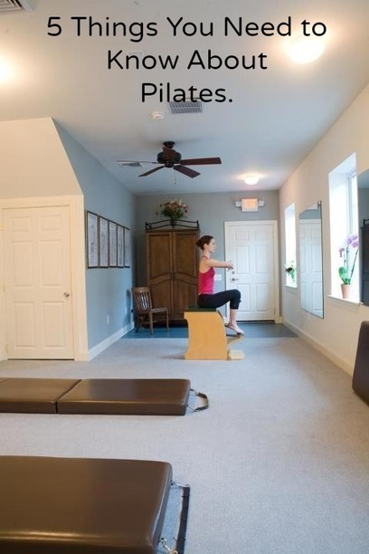 Nicole LaBonde - Journal - 5 Things You Need to Know About Pilates! | pilates | Scoop.it