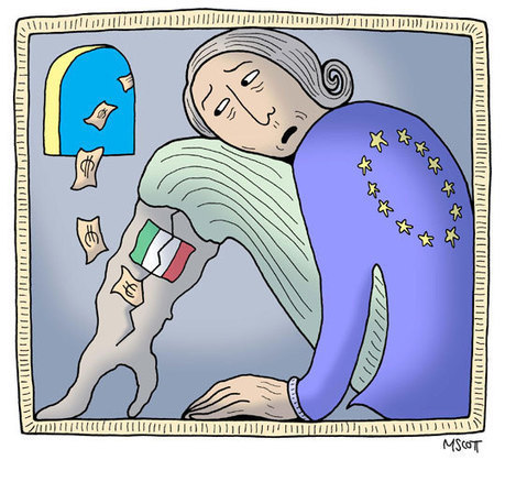 What is Italy Saying? by Joseph E. Stiglitz - Project Syndicate | That's Economy | Scoop.it