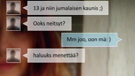 Netin saalistajat teinien kimpussa   Elävä arkisto  YLE   Psykologia   Scoop.it