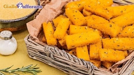 Ricetta Polenta chips - Le Ricette di GialloZafferano.it   Gusto e Passione   Scoop.it