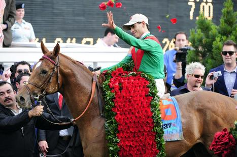 A Tradition - The Kentucky Derby Garland of Roses | Horse Racing News | Scoop.it