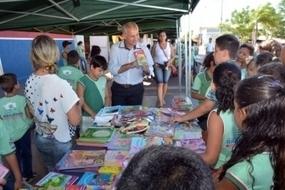 Alunos de Brasilândia destacam a importância da leitura em Exposição Cultural | Incentivo à Leitura em Bibliotecas Escolares | Scoop.it