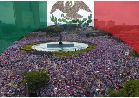 Pápež František verejne podporil prorodinné úsilie Mexičanov   Správy Výveska   Scoop.it